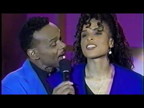 Peaches and Herb singing Reunited on the Jenny Jones Show