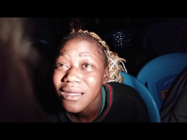 Ba Ujana  naleli liboso ya tribunal
