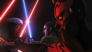 How Season 2 of Star Wars Rebels Could've Ended - Star Wars Celebration 2016