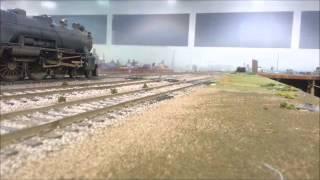 MTH GE Hybrid running on Orange County O Scalers Modular under DCC
