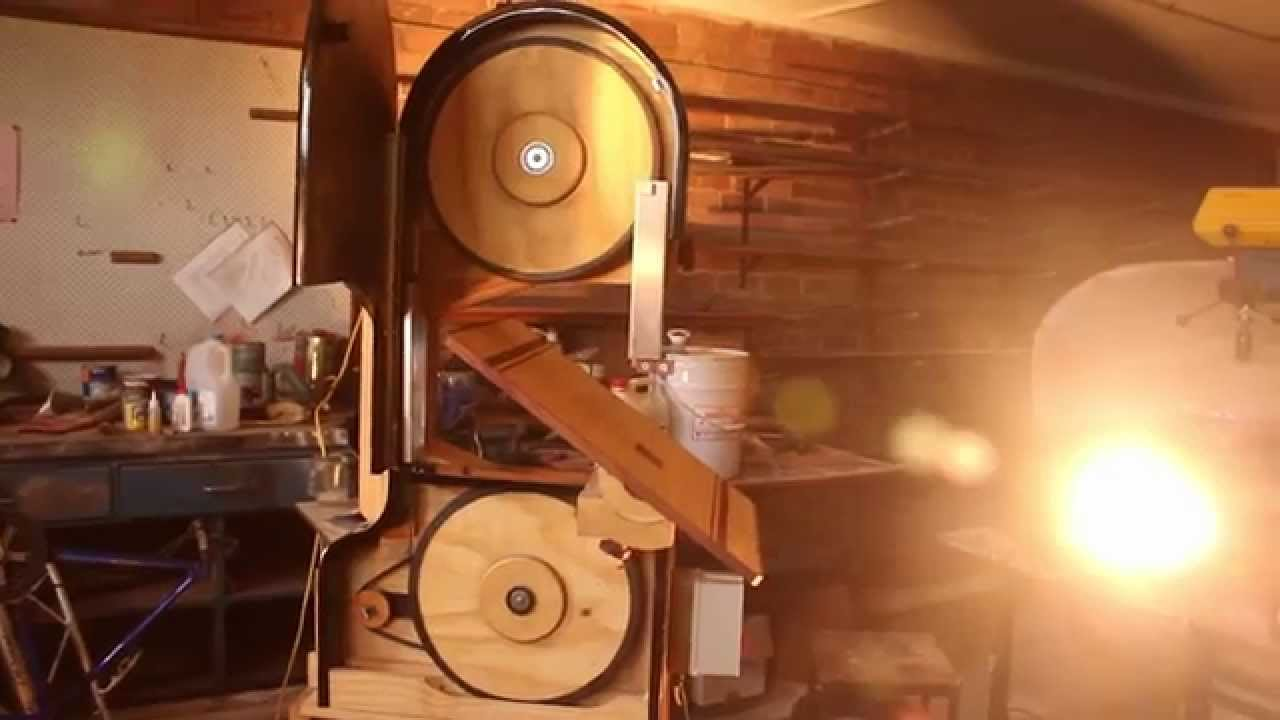 Pursuing Passion | HSC DT Major Project - Wooden Band Saw ...
