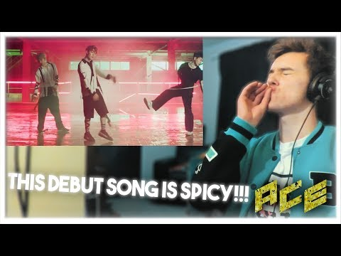 Thumbnail: A.C.E - Cactus MV Reaction!! [THIS DEBUT IS SPICY!!!] 🔥🔥