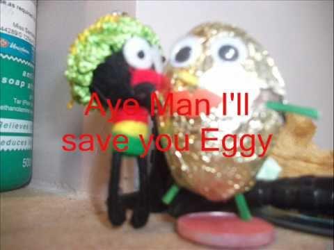 Who ate Eggy