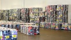 Used Clothes Warehouse Miami Florida USA