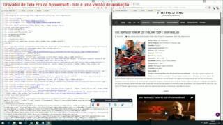 Como evitar anuncios ao baixar filmes torrents (sem programas)