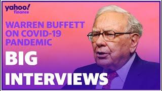 Warren Buffett discusses coronavirus and his health