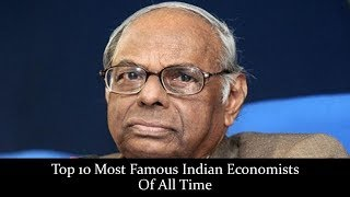 Famous Economists From India