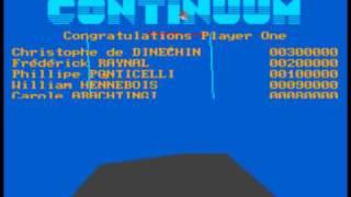 """""""Continuum""""  Rare PC Game- 1990"""