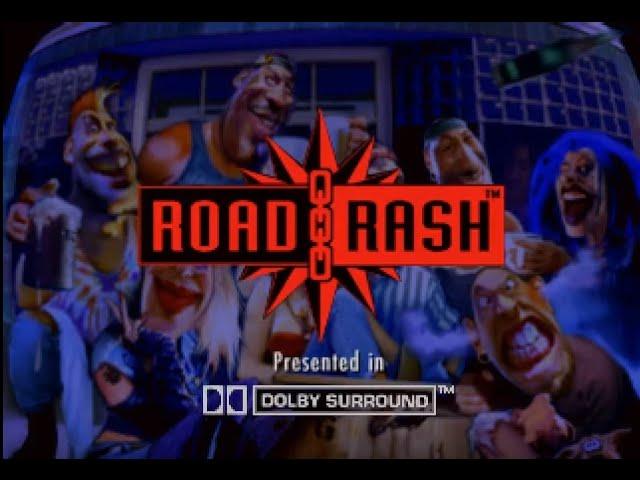 PSX Longplay [108] Road Rash