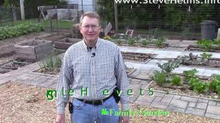 The first Helms Family Garden video of 2017