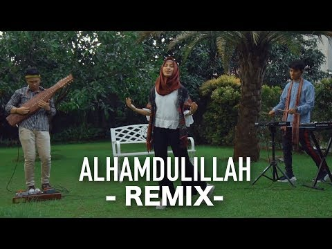 Alhamdulillah (Opick) - Cover by ALFFY REV ft AnggunVe & Gregorius Argo