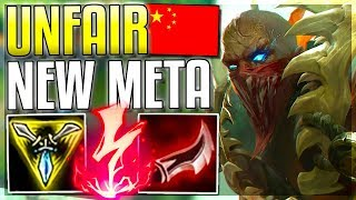 This New Mid Strat Created a NEW META In China Challenger Solo Q - Journey To Challenger | LoL