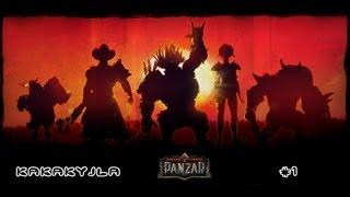 Обзор PANZAR: Forged by Chaos #1 Обучение. Первый Бой