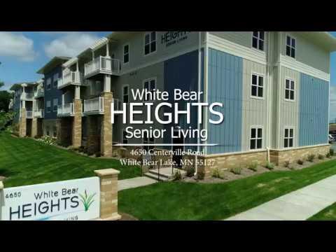 White Bear Heights Senior Living - White Bear Lake, MN