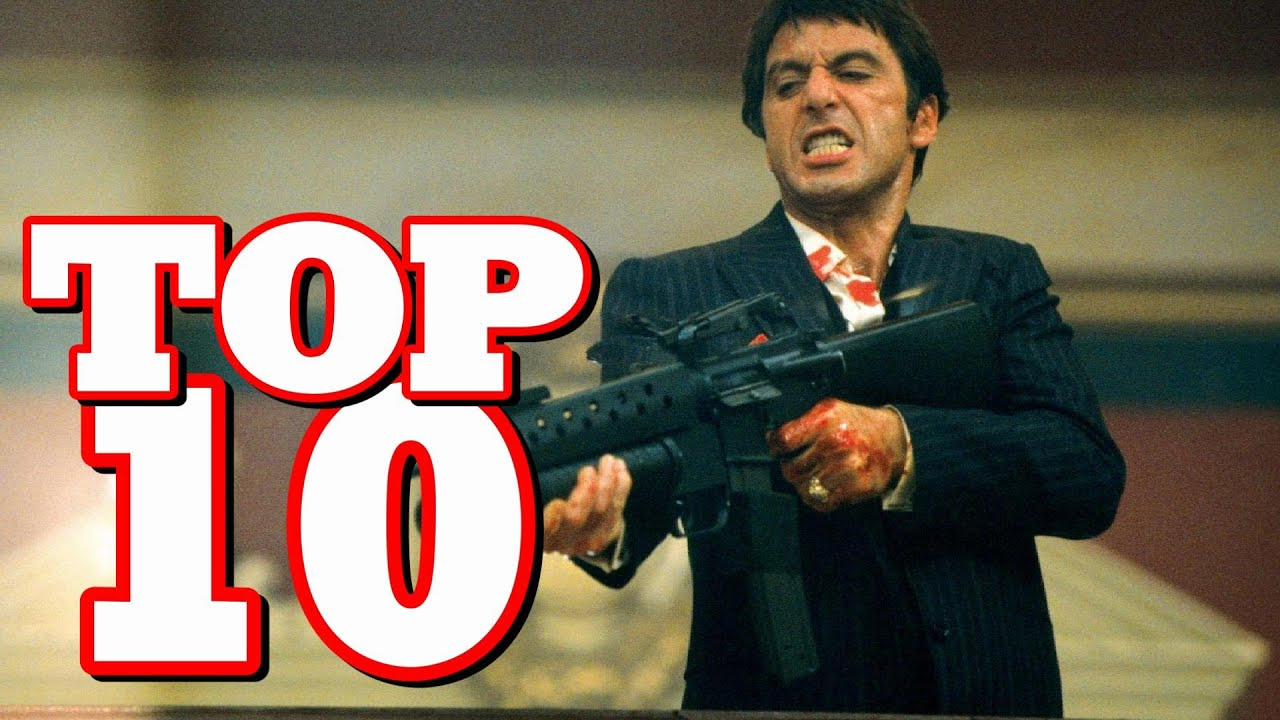 Top 10 Mafia Movies - YouTube