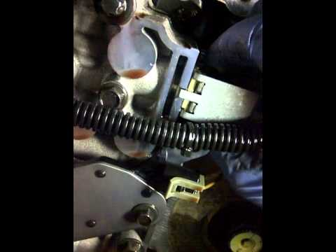 te transmission fix ecp tcc solenoids removal youtube
