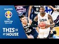 United States v Argentina - Highlights - FIBA Basketball World Cup 2019 - Americas Qualifiers