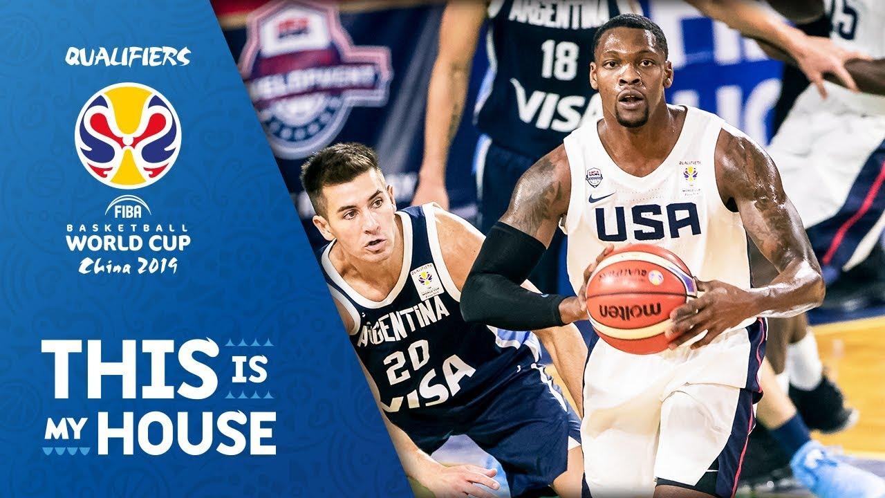 United States v Argentina - Highlights - FIBA Basketball World Cup 2019