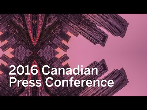 Toronto International Film Festival Canadian Press Conference 2016