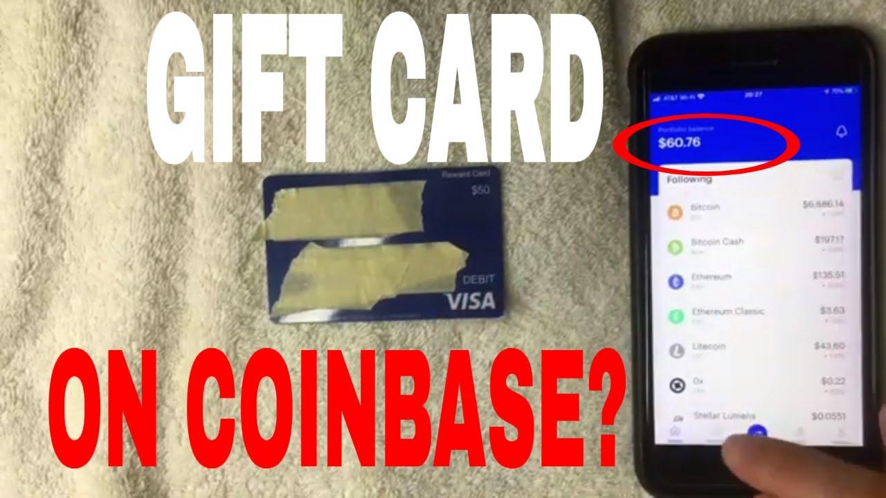 Coinbase Visa Gift Card / Buy Bitcoin With Visa Gift Card Unhashed - Pay with visa gift card to ...