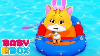 Речной бег   анимационные ролики   Baby Box Russia   мультфильмы   Дошкольные видео