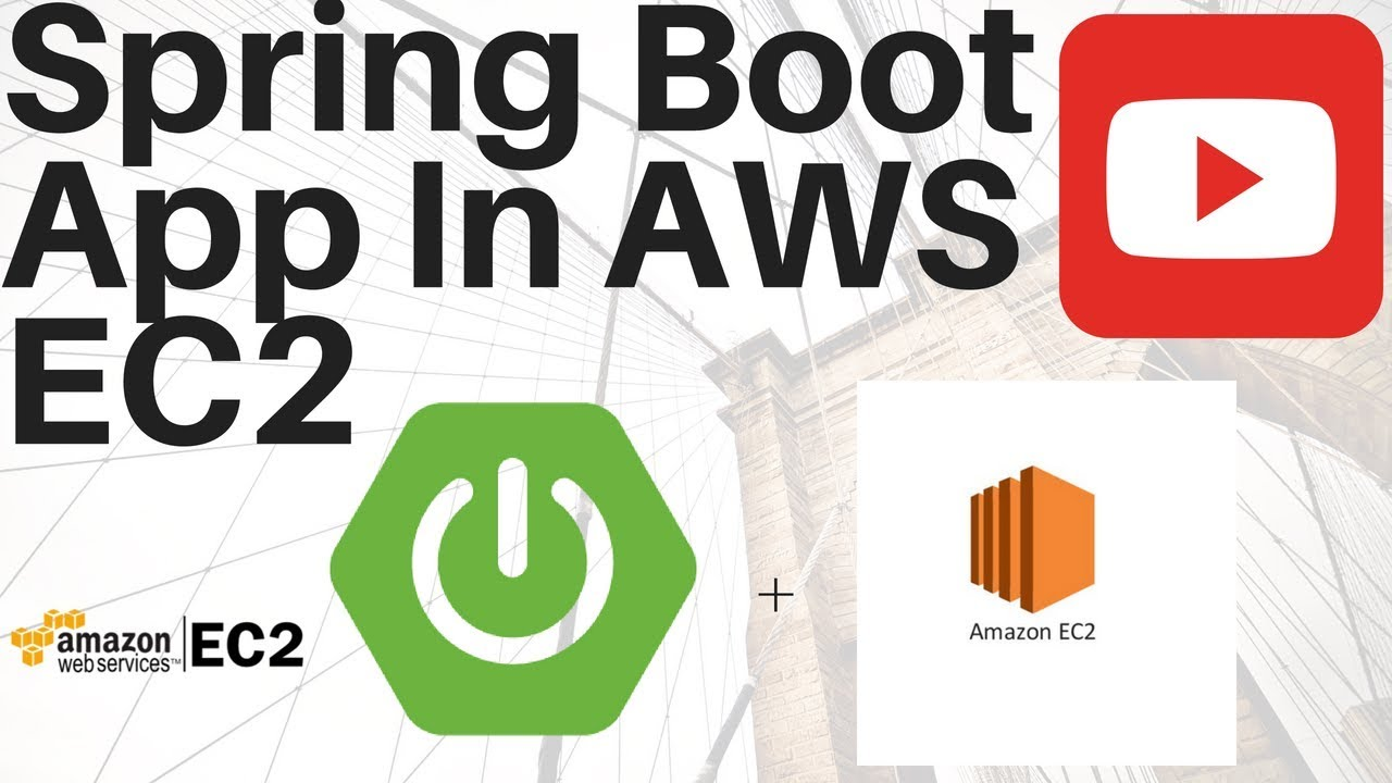 SPRING BOOT APPLICATION IN AWS EC2
