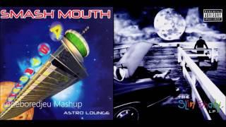 my name is smash mouth   smash mouth vs eminem mashup