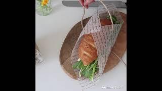 루꼴라 샌드위치(arugula sandwich)