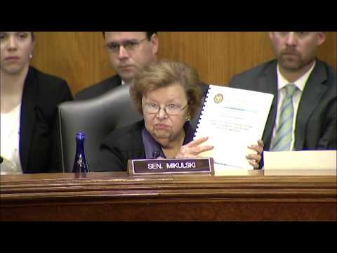 Mikulski Continues Fighting for Care and Support for Maryland Veterans