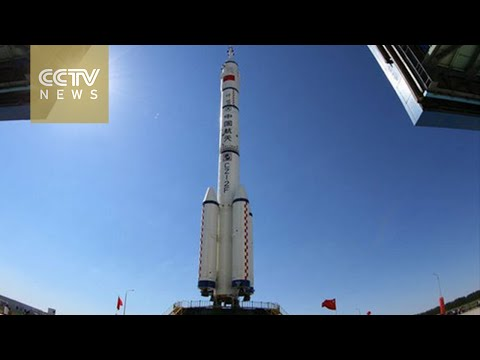 China tests power of new carrier space rocket