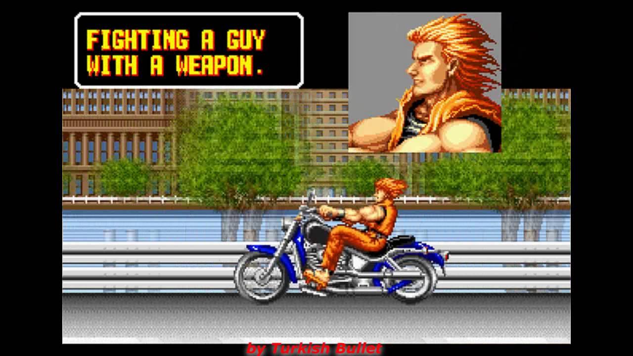 Art Of Fighting Sega Mega Drive Genesis Longplay Ryo