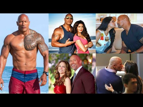 Girls The Rock Has Dated - 2019