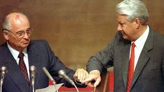 Приезжает Горбачев в Кремль а его кабинет уже занят