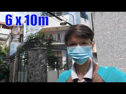 Livestream Siêu Phẩm Quận Phú Nhuận - Căn Góc 6x10m Trệt Lững 3 Lầu
