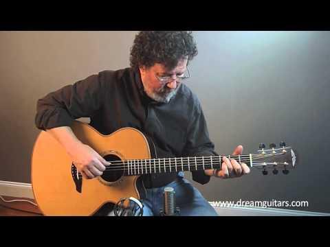 New Avalon L25C Indian/Cedar From Ireland! at Dream Guitars