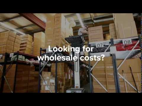 Wholesale Costs Manchester