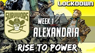 TWD RTS: Rise to Power, Walkthrough/Projected Power Tokens - The Walking Dead: Road to Survival