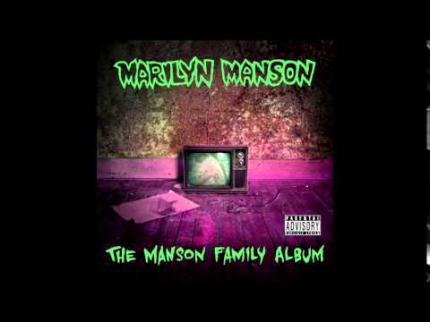 "Marilyn Manson ""The Manson Family Album"""