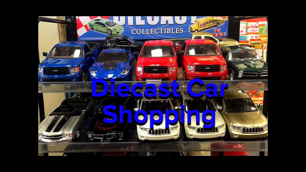 diecast car shopping at cvs 1 24 scale cars