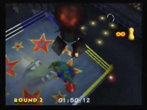Donkey Kong 64 Final Boss No Damage - YouTube  Donkey Kong 64 ...