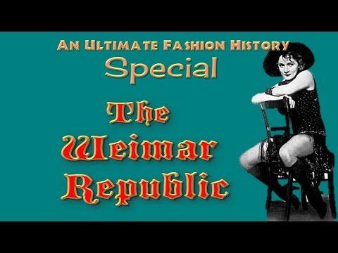 UFH SPECIAL: The Weimar Republic