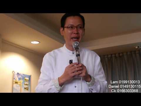 Master Wong Feng Shui Sheng Ji Seminar Talk 1