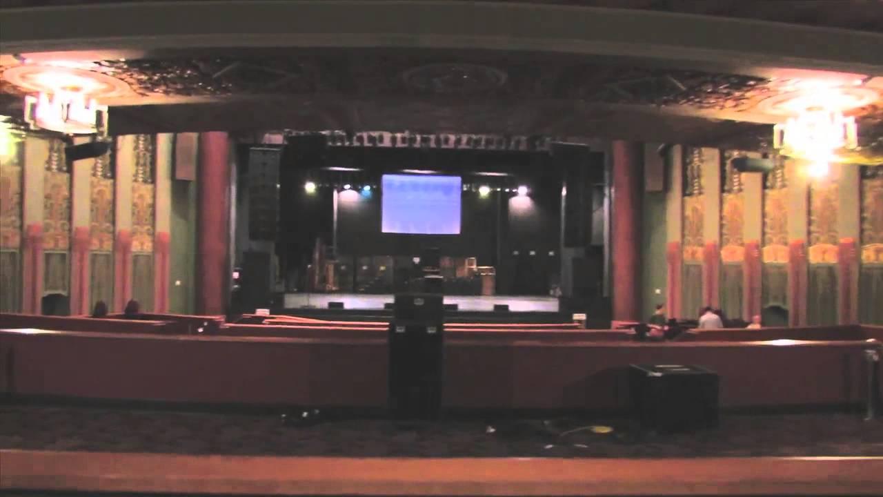 Insiders Peek The Wiltern YouTube - The wiltern seating chart
