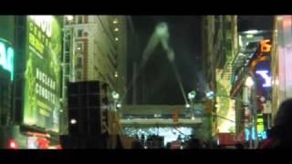Black Eyed Peas @ Times Square 3/10/10