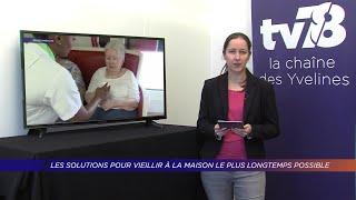 Yvelines | Les solutions pour vieillir à la maison le plus longtemps possible