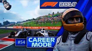 Unleashing My Inner Ricciardo! F1 2018 Williams RTG Season 3 Round 12 Hungary!