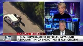 FBI not ruling out terrorism in San Bernardino