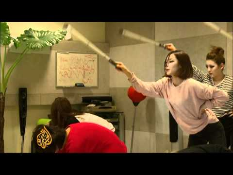 South Korean 'K-Pop' strives for global fame
