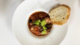 Готовим курочку по-охотничьи и салат с тунцом. 50 рецептов первого