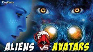 Aliens vs Avatars | Telugu Dubbed Movie | Cassie Fliegel, Jason Lockhart | Science Fiction Movie